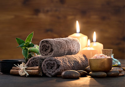 Massage und Wellness