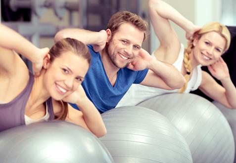 Fitness Prävention
