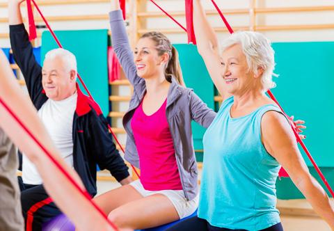 Prävention Fitness